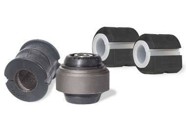 Polyurethane & Neoprene Rubber Suspension Bushings | MOOG Parts