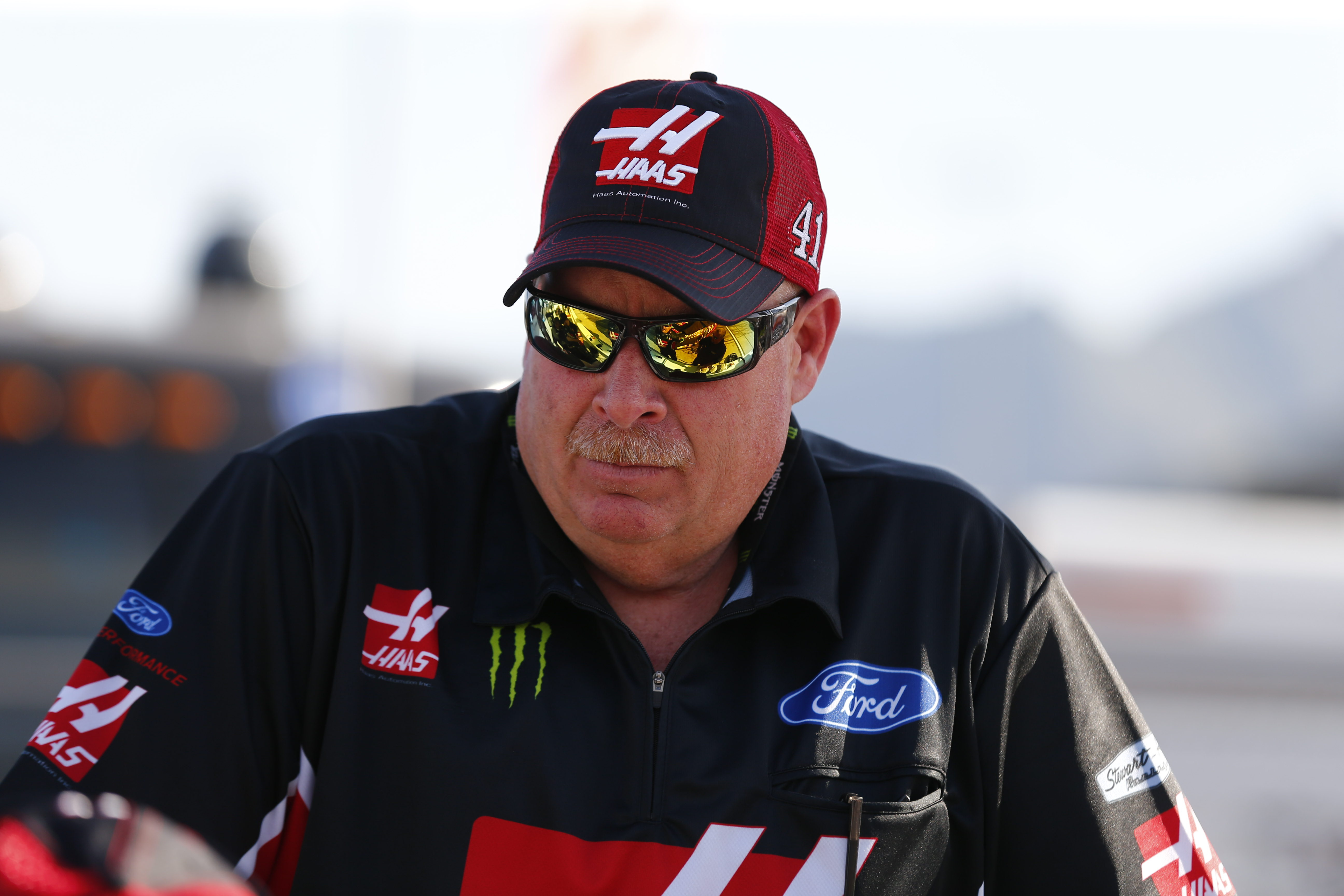 Tony Gibson is MOOG 'Go the Extra Mile' Crew Chief of the Year