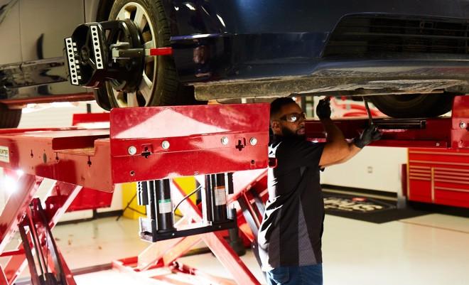 Mechanic-Working-Under-Car