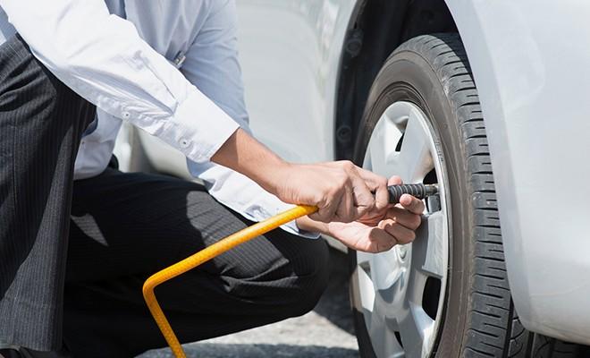 Uneven Tire Wear: Causes & Symptoms | MOOG Parts