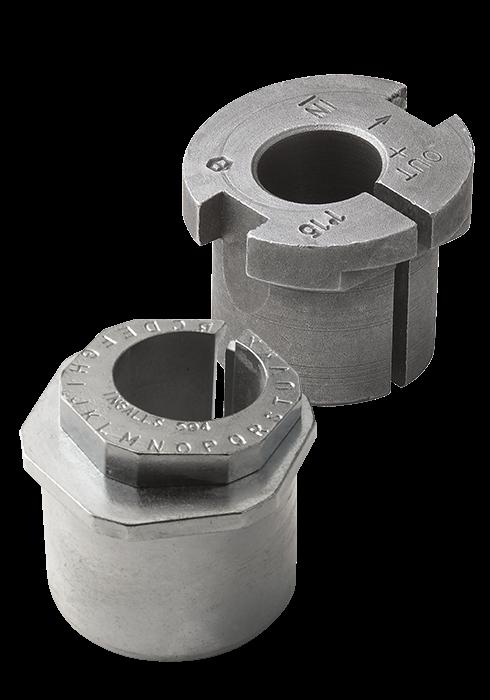 Adjustable Camber Bushings & Alignment Bushings | MOOG Parts