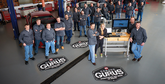 Garage Gurus Mechanic Classes & Online Auto Classes | MOOG ...