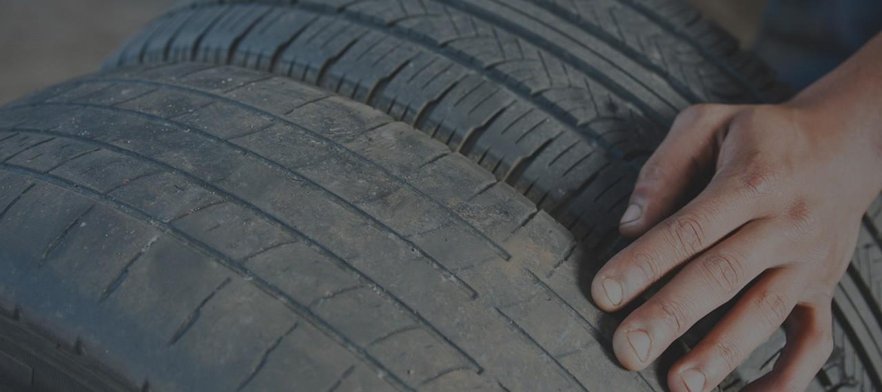 Uneven Tire Wear: Causes & Symptoms   MOOG Parts